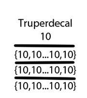 Truperdecal