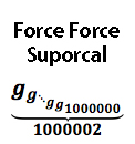 Force Force Suporcal