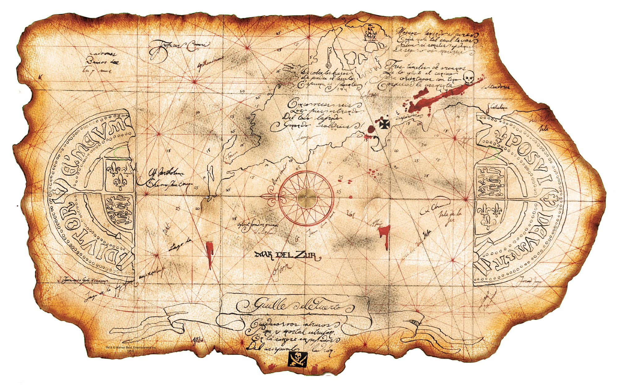 treasure map the goonies wiki fandom powered by wikia