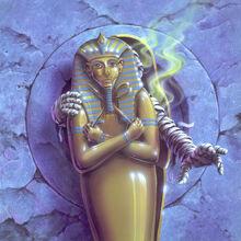 Return of the Mummy - artwork