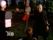 Hauntedmask halloween carly