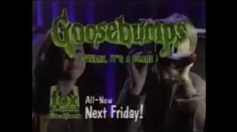Goosebumps Promo- Say Cheese and Die (1996)