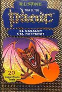 Trapped in Bat Wing Hall - Spanish Cover 1