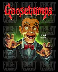 Fright-Rags Night of the Living Dummy