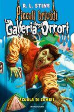 Why I Quit Zombie School - Italian Cover