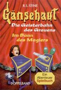 Under the Magician's Spell - German Cover 2 - Im Bann des Magiers