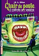 Don't Scream! - Italian Cover