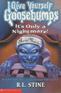 It's Only a Nightmare! - UK Cover