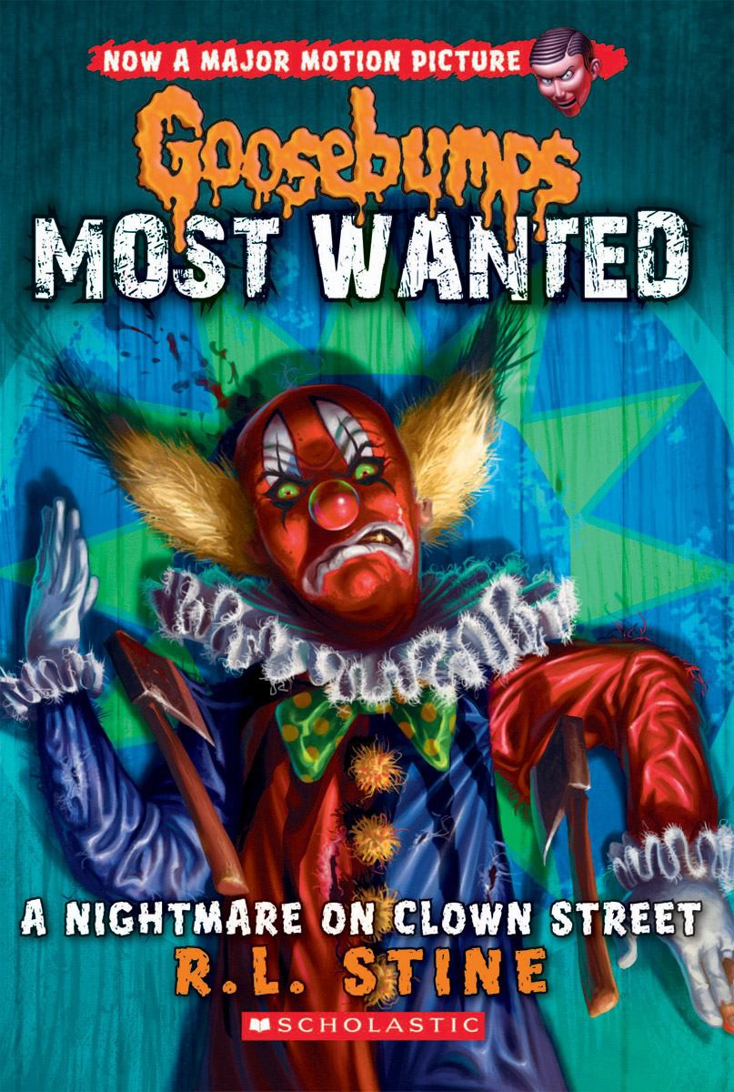 nightmare on clown street goosebumps wiki fandom powered by