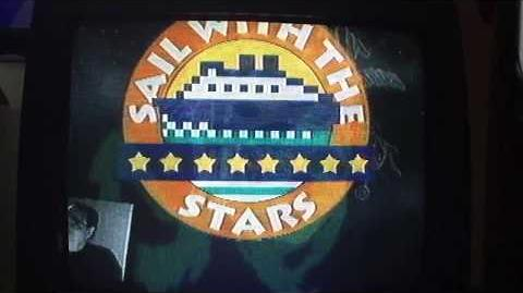 Goosebumps Sail with the Stars Sweepstakes VHS Promo