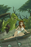 Creature from the black lagoon by raede