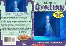 Goosebumps queen elsa by trackforce-d97pyw5