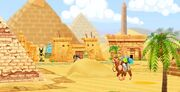 Egyptian Vacation 4