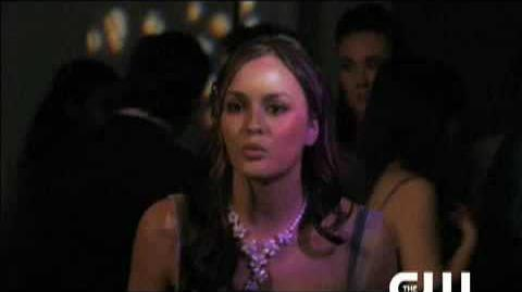 Gossip Girl 2x25 The Goodbye Gossip Girl Extended Promo (Season Finale)