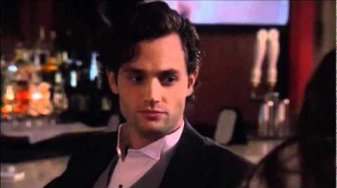 Dan & Blair Scenes Gossip Girl 5x14 The Backup Dan