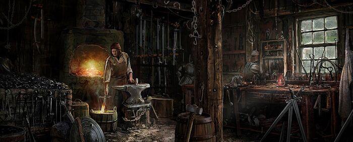 World Blacksmith