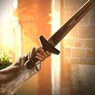 Arya's Wooden Sword