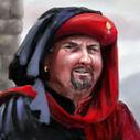 Sworn Sword Portly Male Merchant