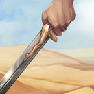 Daario's Straight Blade