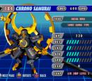 Chrono Samurai