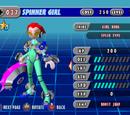 Spinner Girl