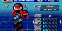 Death Borg Alpha II