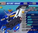Hatchet Knight