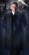 Alfred Pennyworth season 1 promotional poster