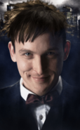 Oswald Cobblepot season 1 promotional poster