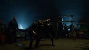 Theo fighting Jim