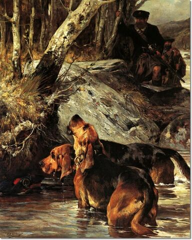 File:John-sargent-noble-on-scent-bloodhounds.jpg