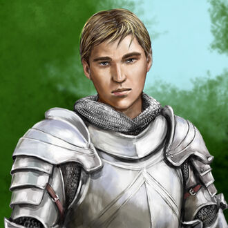 Chivalrous knight by dashinvaine-d6wxkwk