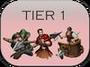 Tier 1 Strategic Troops
