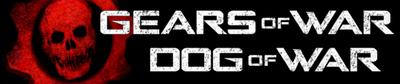 Gears Of War Banner - Dog of War