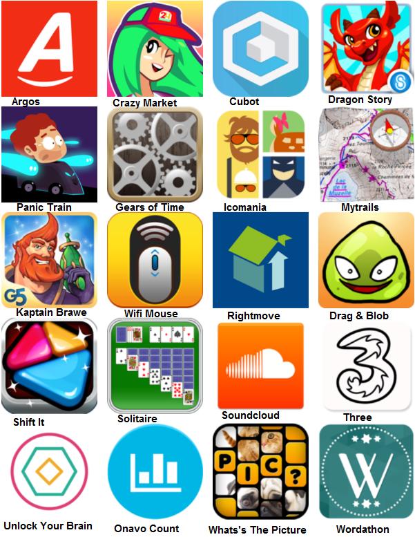 App Logo Quiz Level 8