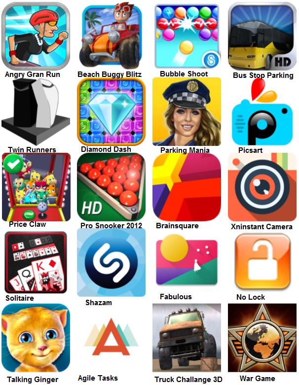 App Logo Quiz Level 7