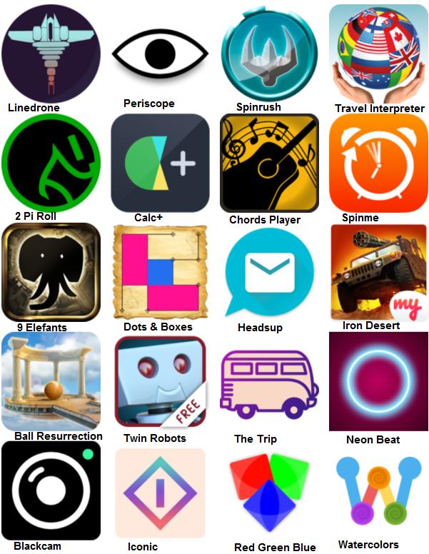 App Logo Quiz Level 16