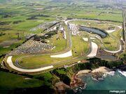 Phillip Island aerial