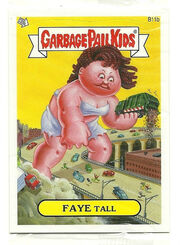 Faye Tall