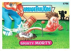 Sporty Morty