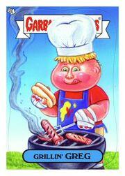Grillin' Greg
