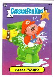 Messy Mario