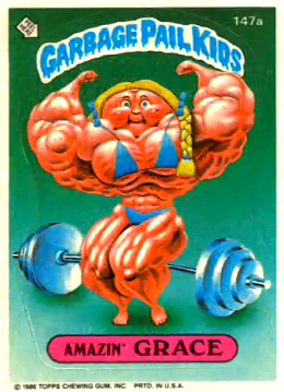 147 Garbage Pail Kids Wiki FANDOM Powered By Wikia