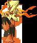 Mega Blaziken (Shiny)