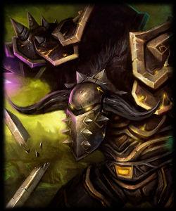 Warrior-murial