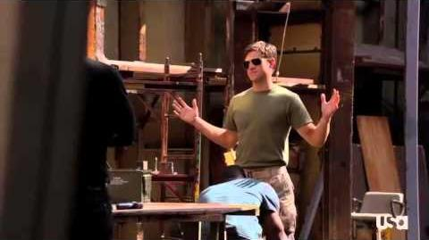 "Graceland, Episode 3 - ""Heat Run,"" Previously on Graceland"