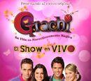 Grachi: El show en vivo