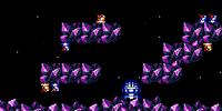 Gradius II NES Stage 4