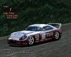 TVR Cerbera LM Edition