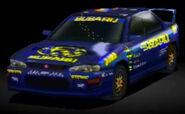 Impreza STI WRC 1996 II